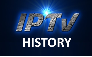 list iptv history