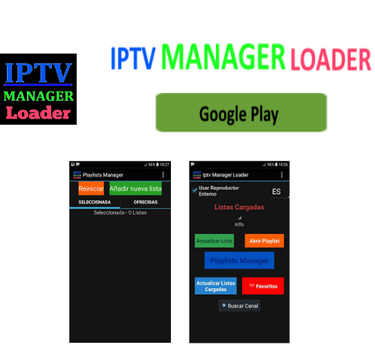 apps iptv android